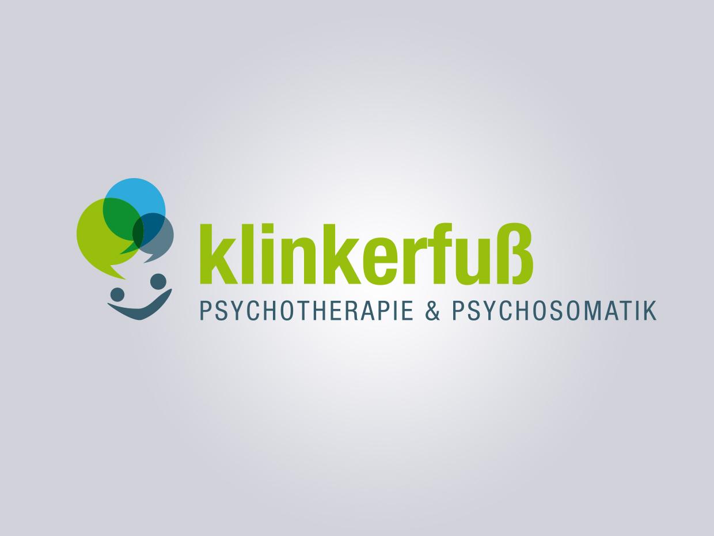Logo Und Visitenkarte Psychotherapie Wirkraum Design Konzept