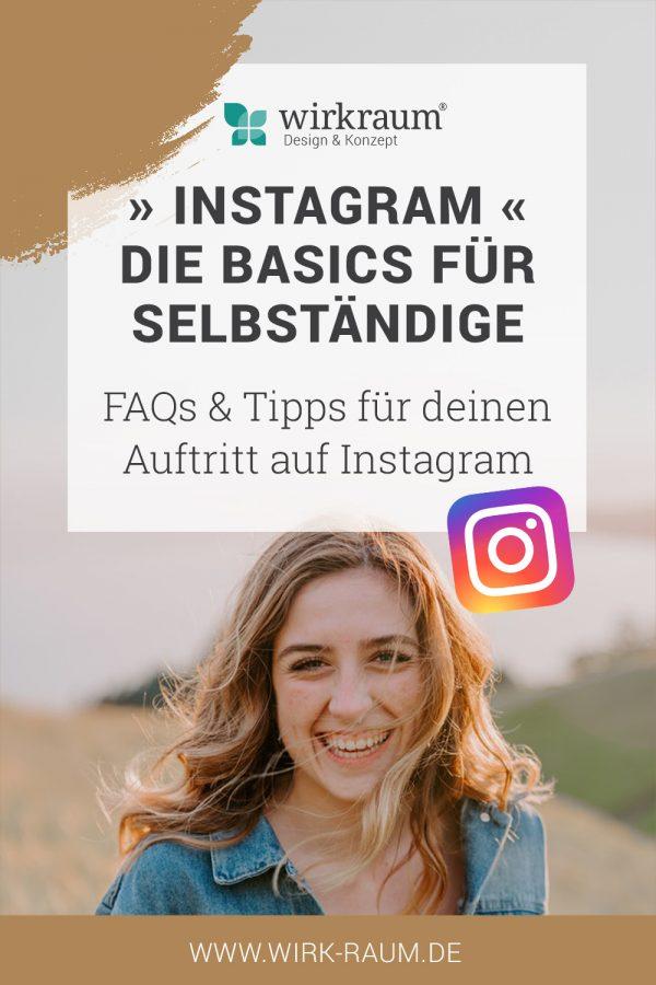 Instagram Basics Selbständige