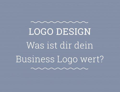 Logodesign: Was ist dir ein gutes Logo wert?