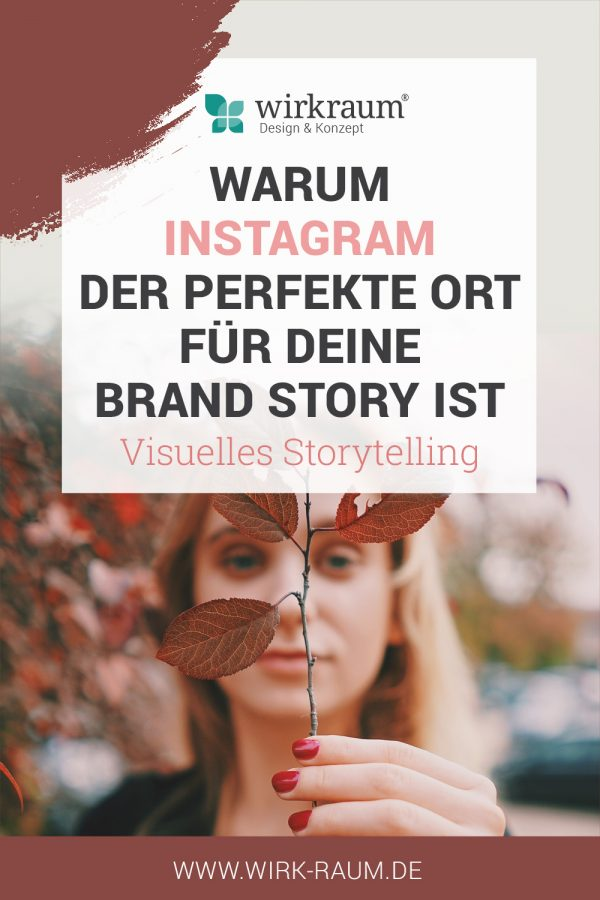 Visuelles Storytelling Instagram