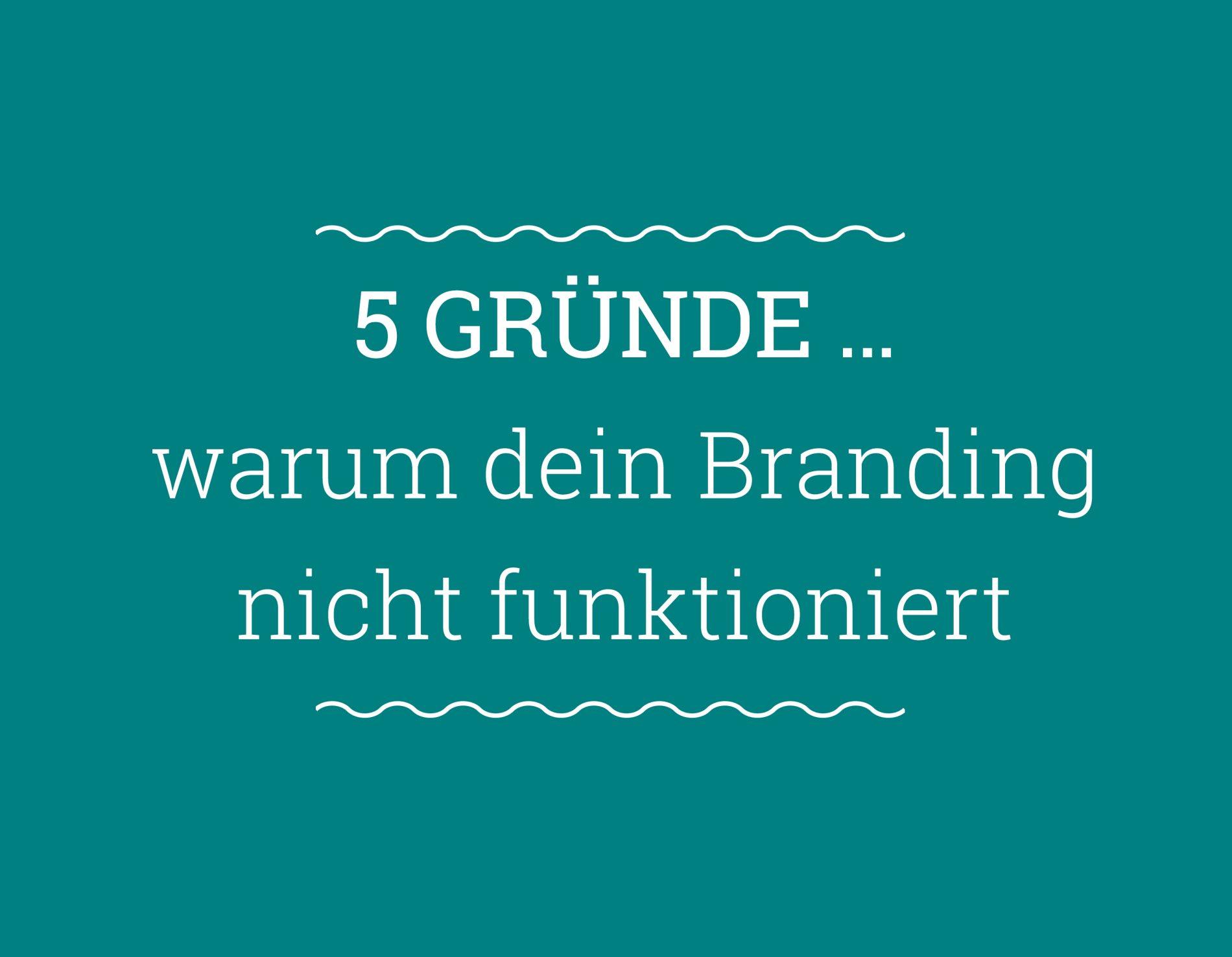 branding selbständige