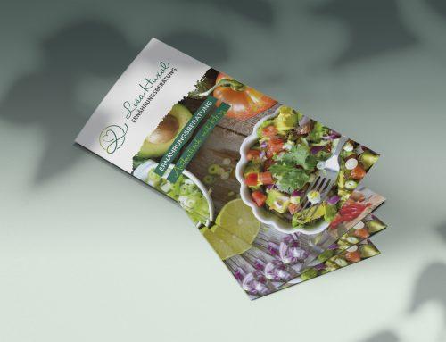 Brand Design Ernährungsberatung Lisa Huxol