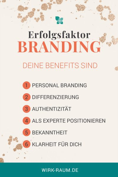 Vorteile Branding