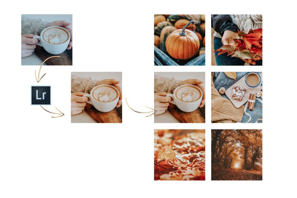 Bilder mit Fotofiltern anpassen