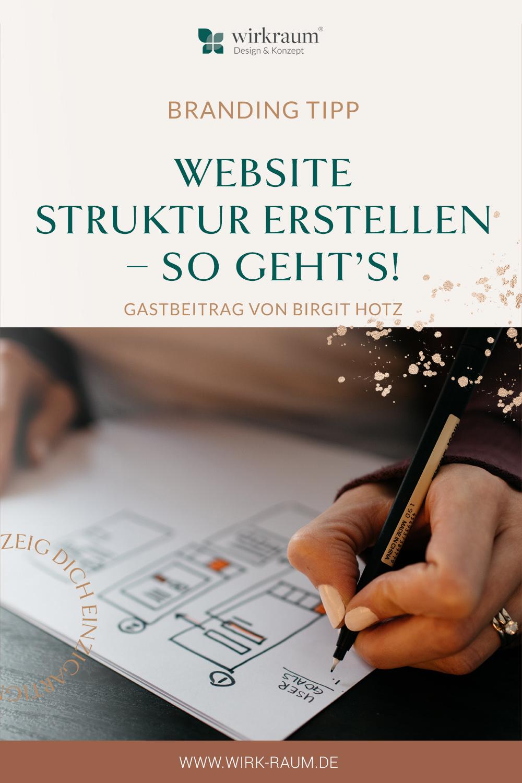website planen