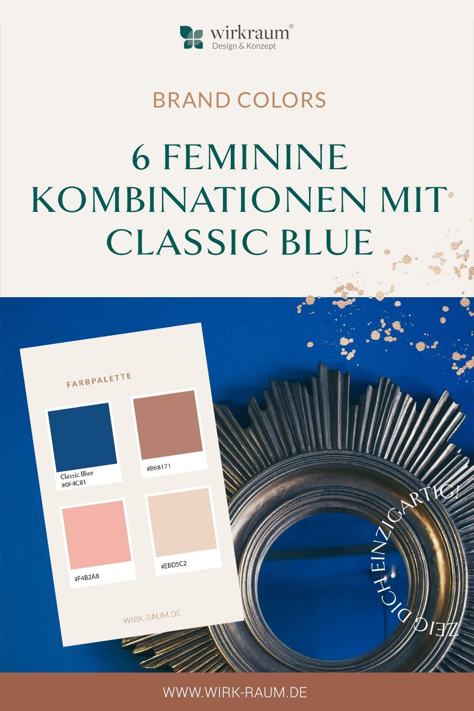 feminine Farbpaletten Inspiration