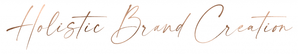 holistic branding creation